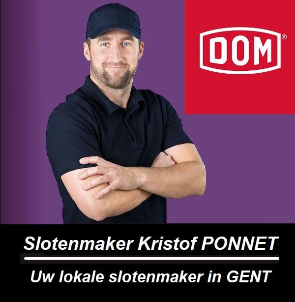 Slotenmaker PONNET Gent